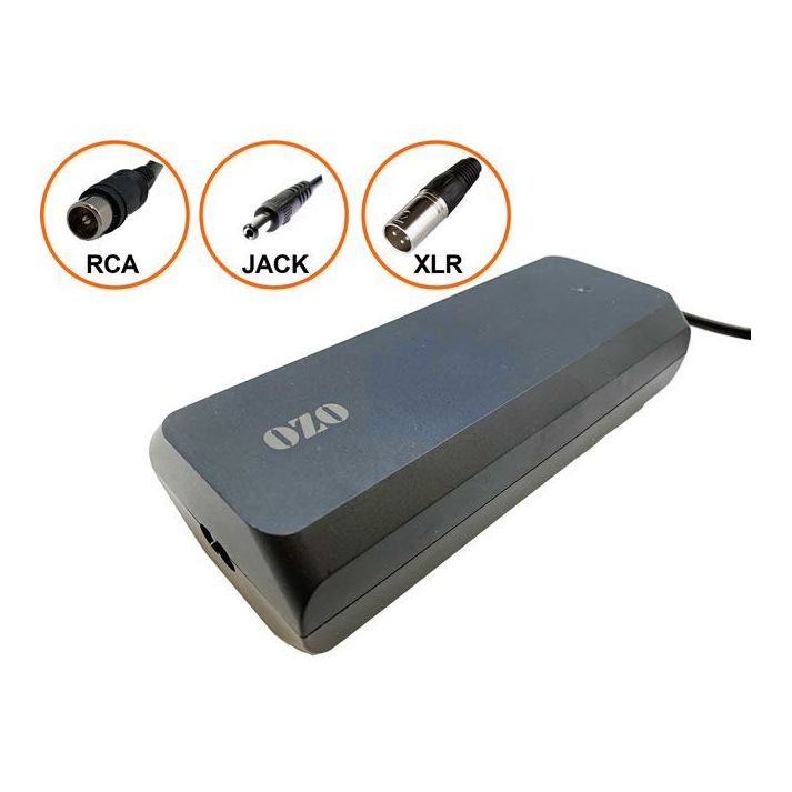 OZO Lithium Battery Charger 36V 4A