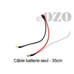 Controller Kelly Battery cable