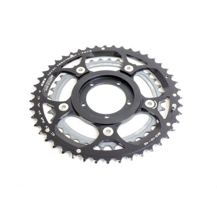 chainring adapter 5 holes for Bafang central motors BBS01 BBS02
