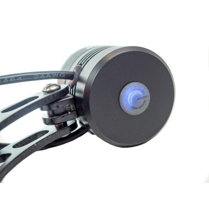 Lampe OZO 1000 lumens pour vélo electrique