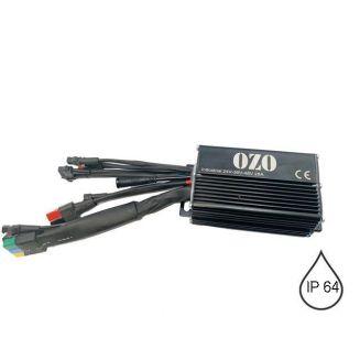 Contrôleur Industriel OZO 24V 36V 48V pour moteur roue électrique brushless