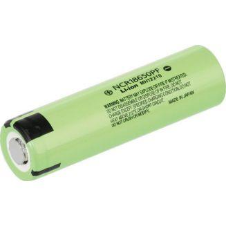 Cellule Lithium 18650 3.6V Panasonic PF 2900mAh