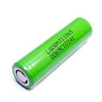 Cellule Lithium 18650 3.6V LG MJ1 3500mAh