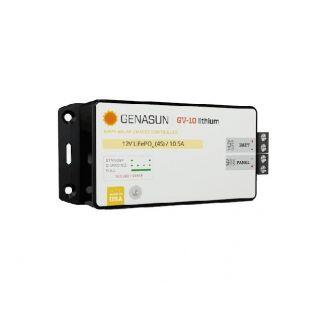 Chargeur Solaire Genasun MPPT 12V 10A Lithium Fer / Plomb
