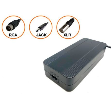OZO Lithium Battery Charger 36V 3A