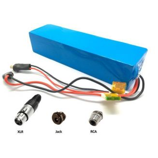 48V 10.5Ah 504Wh PVC Battery