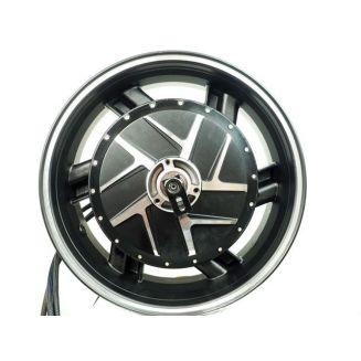 Motorcycle 8KW motor rear wheel