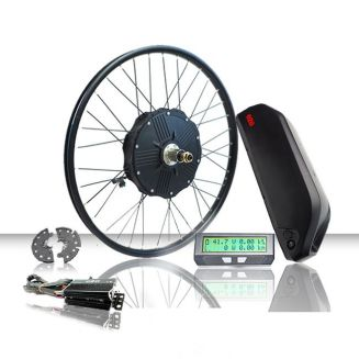 Speedster Kit DD27 900W 1200W 25A - 35A cycle analyst
