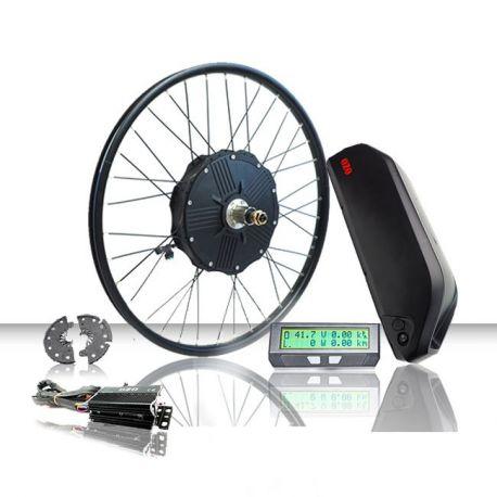 Speedster Kit DD27 900W 1200W 25A - 35A cycle analyst