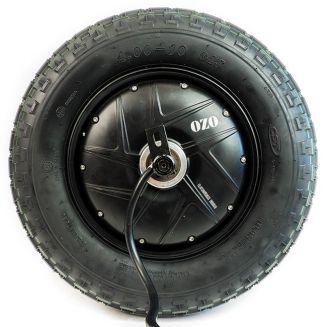 Moteur roue électrique 3000W pour brouette et engin agricole