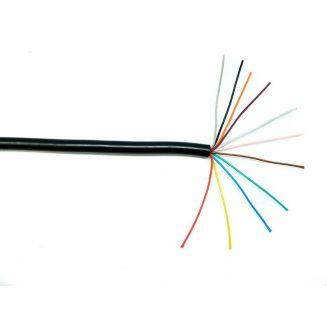Câble de commande multibrin 11x0,20mm2