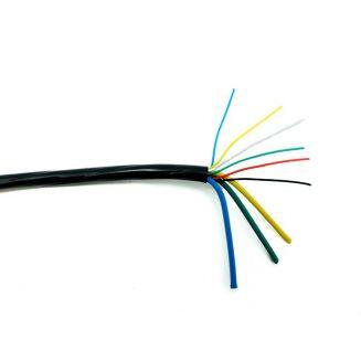 Câble pour moteur Brushless 3x2.00mm2 + 6x0,20mm2