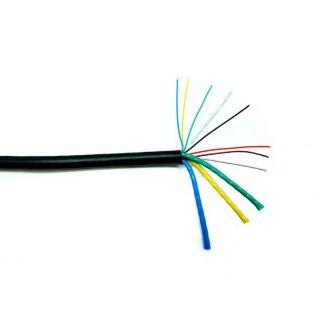 Câble pour moteur Brushless 3x3.00mm2 + 8x0,20mm2
