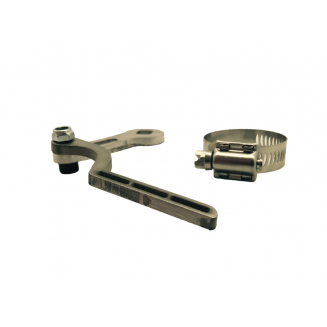 Torque Arm collier 2 en INOX