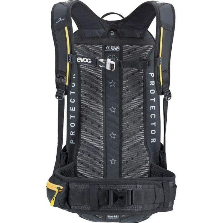 Sac à dos EVOC Protector freeride Trail - 20L protection dorsale intégrée