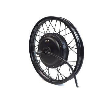 Moteur roue électrique DD55 5000W agricole industriel