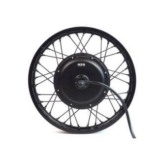 5000W motorcycle bike rear wheel motor