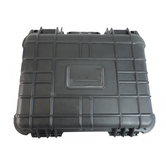 Waterproof and shockproof case for battery transport