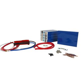 Battery Kit 48V 50Ah 2400Wh DIY Lithium iron LiFePO4 LFP