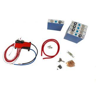 Kit Batterie 24V 100Ah 2400Wh Lithium Fer à assembler DIY LiFePO4 LFP