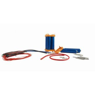 High Power Battery Kit 12V 17Ah 204Wh DIY Lithium iron LiFePO4 LFP