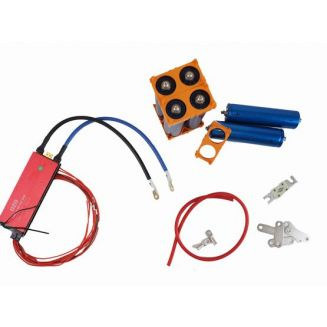 High Power Battery Kit 12V 34Ah 408Wh DIY Lithium iron LiFePO4 LFP