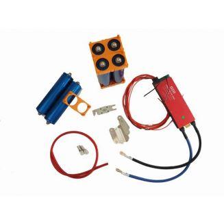 High power battery Kit 36V 68Ah 2448Wh DIY Lithium iron LiFePO4 LFP