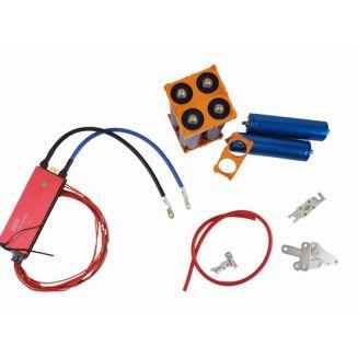 High power battery Kit 48V 17Ah 816Wh DIY Lithium iron LiFePO4 LFP