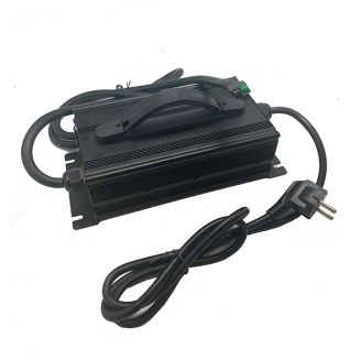 Fast battery charger LiMn 48V 20A