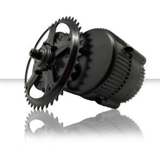 Ensemble moteur pédalier et contrôleur BBS02 48V 750W
