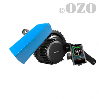 Engine kit Crankset Bafang BBS02 B 500W