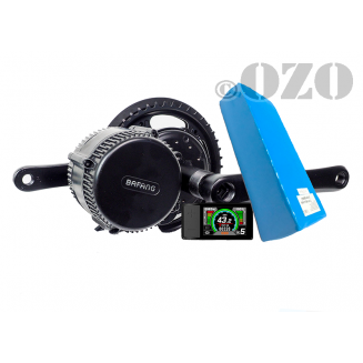 Faisceau de câblage principale pour moteur pédalier Bafang