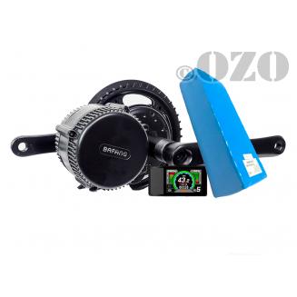 BBS02 48V 750W - 1200W mid-drive motor