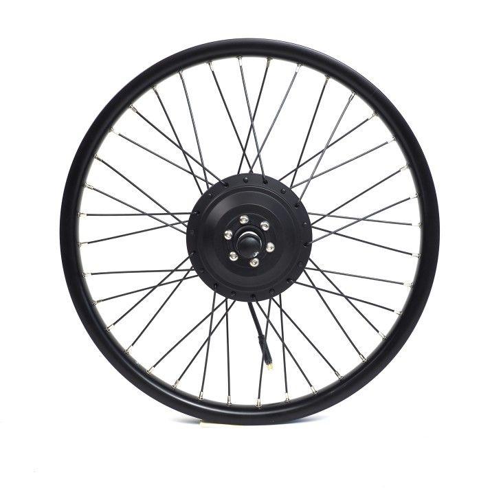 Bobber 250W 20 or 24 inch front wheel kit with 36V PVC battery