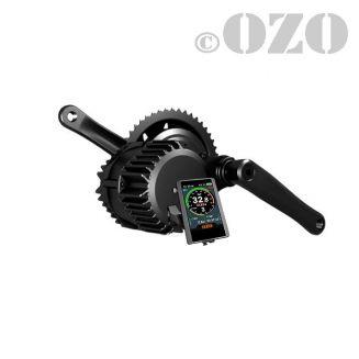 Adaptateur et plateau BBSHD NARROW WIDE 42 dents pour moteur pédalier Bafang BBSHD