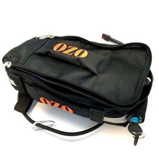 Sacoche porte-bagages pour batterie PVC