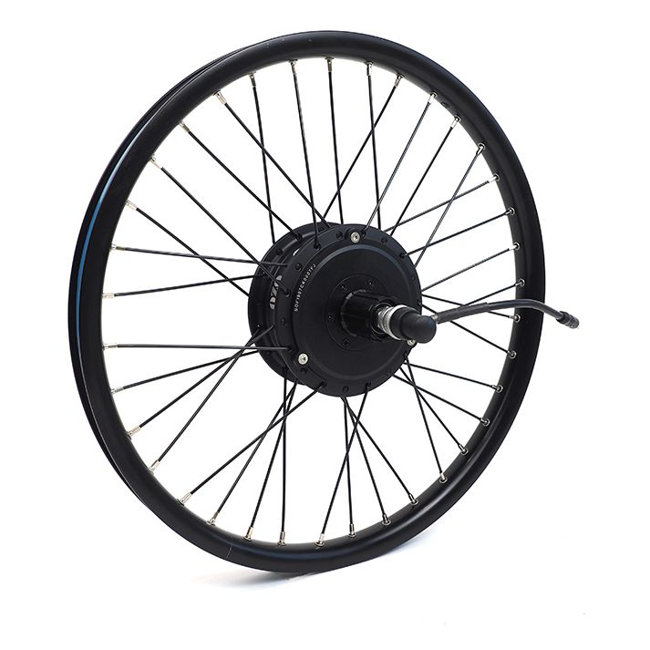 Bobber 250W 20 or 24 inch rear wheel kit with 36V PVC battery