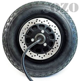 Wheelbarrow electric motor 1500W brushless