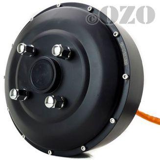 Moteur roue moyeu électrique 10000W 450Nm