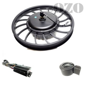 20 inch electric motor 1000W - 1500W scooter kit or drift trike without battery