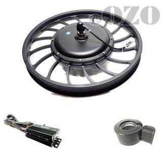 Kit moteur roue électrique 20 pouces trottinette et drift trike