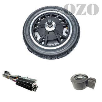Kit moteur roue électrique 12 pouces trottinette 750W sans batterie