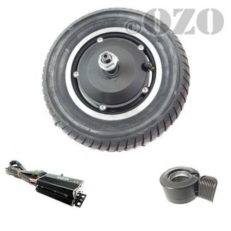 Kit moteur roue électrique 10 pouces trottinette 750W sans batterie