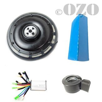 Kit for 5 inch scooter without battery