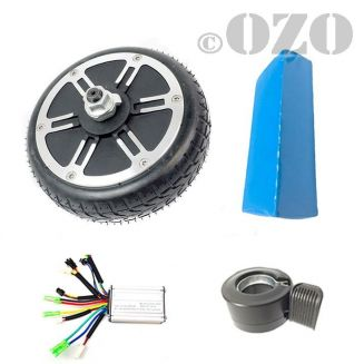 Kit for 6 inch scooter with gourd battery