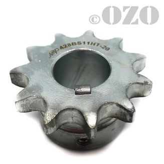 11 tooth sprocket for 5000W motor