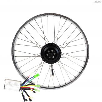 Solex electric front wheel motor kit 17 or 19 inches 250W without battery