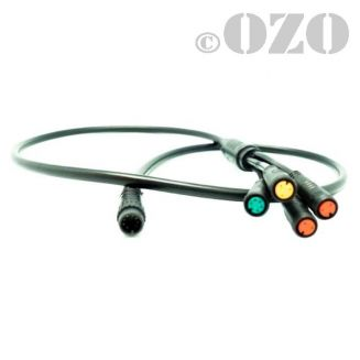Main wiring harness for 15A and 22A OZO controller