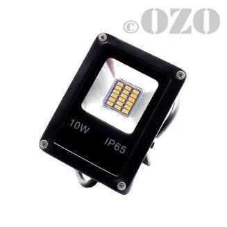Projecteur LED 10W autonome sur batterie 12V 24V 36V 48V 60V