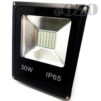 Projecteur LED 30W autonome sur batterie 12V 24V 36V 48V 60V